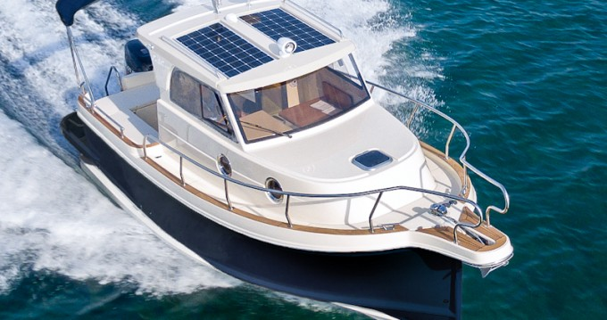 Boat rental Veruda cheap Leidi 800