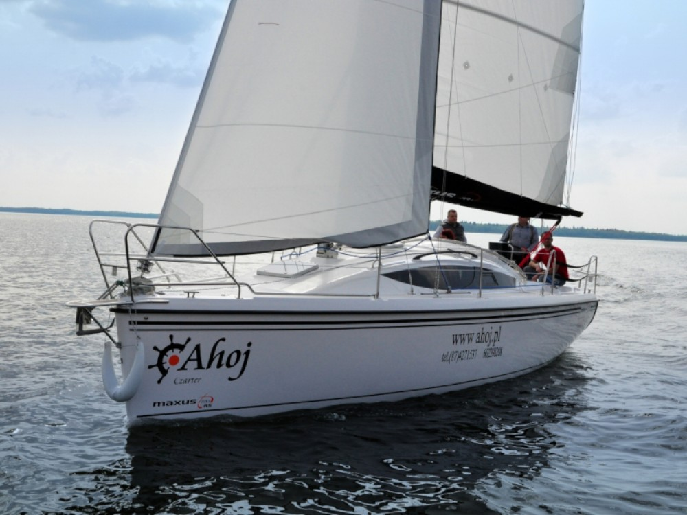 Boat rental Northman Maxus 33.1 RS Standard in Port PTTK Wilkasy on Samboat