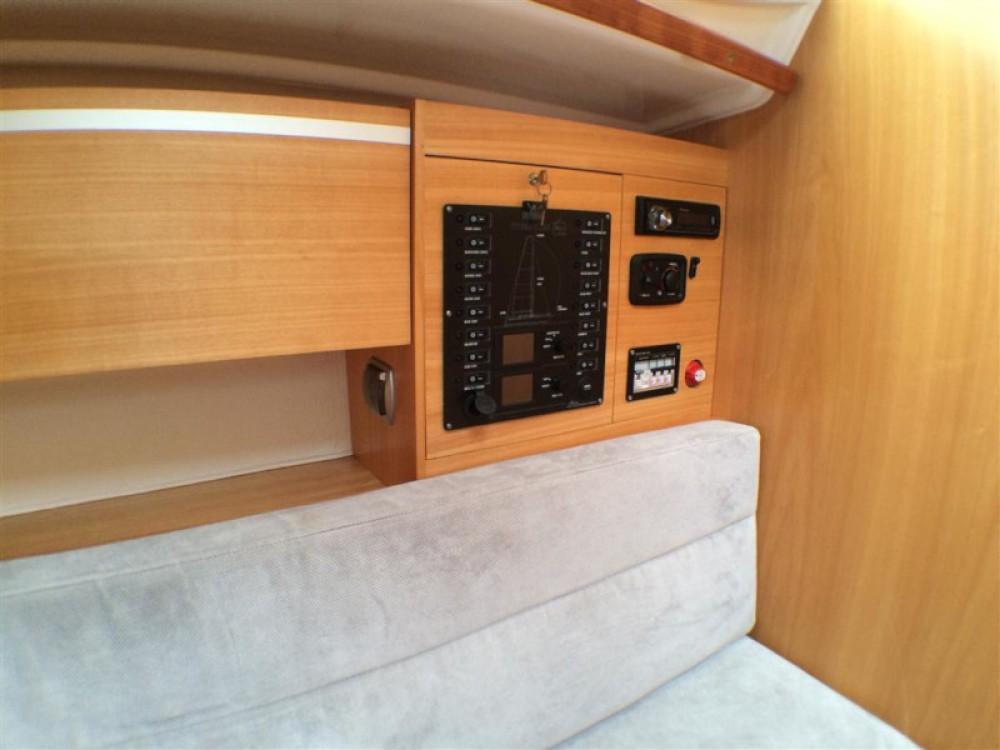 Rent a Northman Maxus 33.1 RS Standard Port PTTK Wilkasy