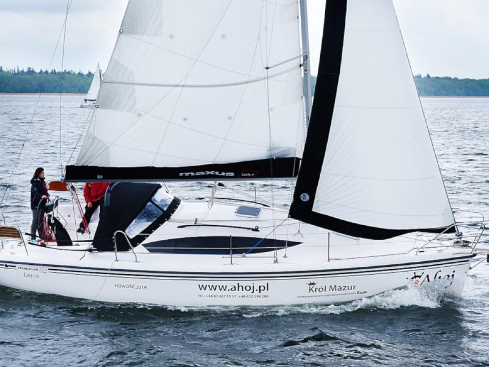 Northman Maxus 33.1 RS Standard between personal and professional Port PTTK Wilkasy