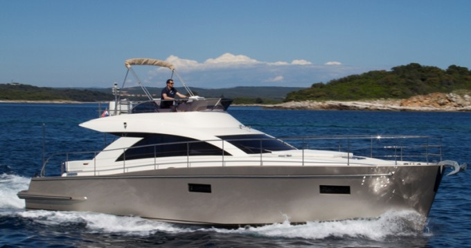 Hire Motorboat with or without skipper Cyrus Rovinj