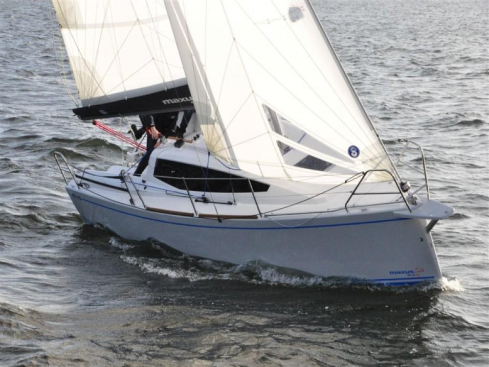 Northman Maxus evo 24 Prestige between personal and professional Port PTTK Wilkasy