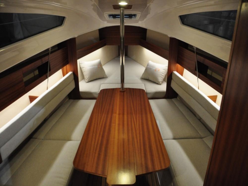 Rent a Northman Maxus evo 24 Prestige Port PTTK Wilkasy