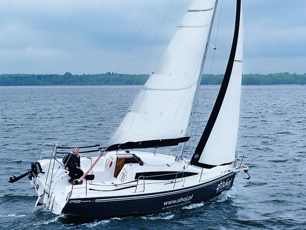 Rental yacht Port PTTK Wilkasy - Northman Maxus 26 Prestige + 8/1 on SamBoat