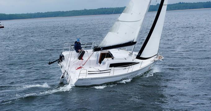 Rental yacht Węgorzewo - Northman Maxus 26 Prestige + 8/1 on SamBoat