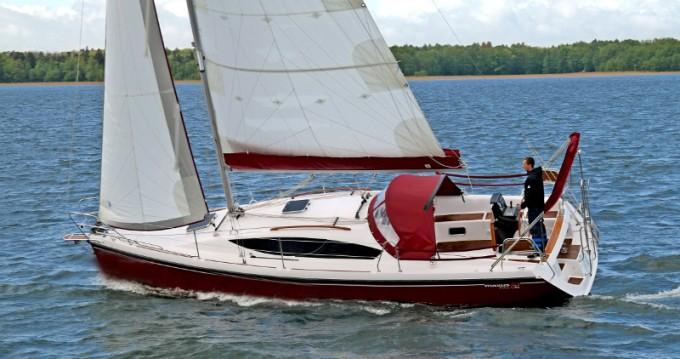 Rental Sailboat in Wilkasy - Northman Maxus 33.1 RS Standard
