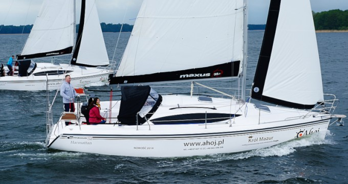 Northman Maxus 33.1 RS Standard between personal and professional Wilkasy