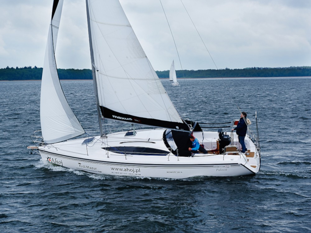 Boat rental Port PTTK Wilkasy cheap Maxus 33.1 RS Standard
