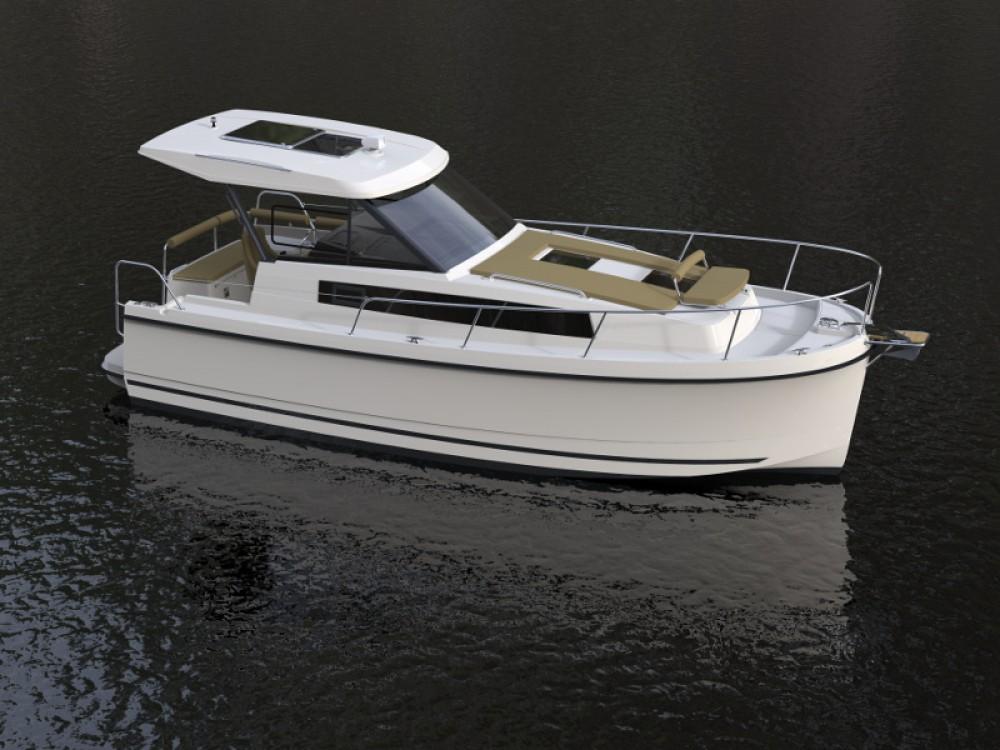 Rental yacht  - Northman Nexus Revo 870 Prestige +/2cab on SamBoat