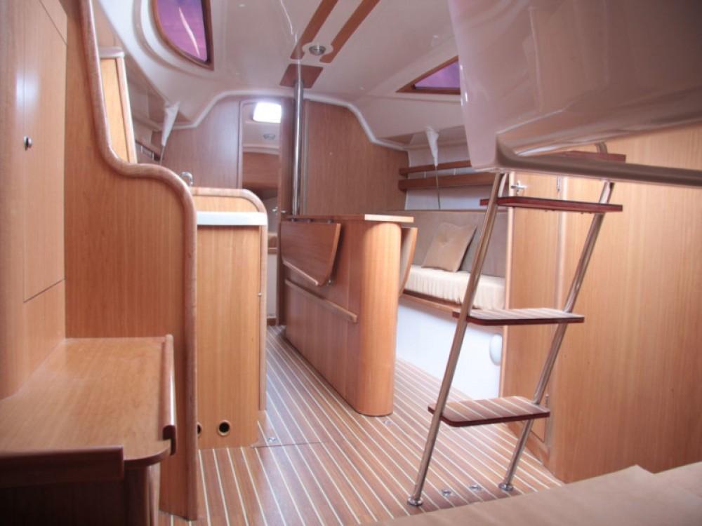 Rental Sailboat in Port PTTK Wilkasy - Northman Maxus 28 Standard