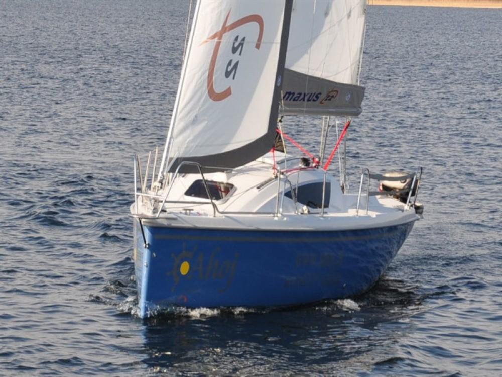 Rental yacht Wilkasy - Northman Maxus 22 Standard on SamBoat