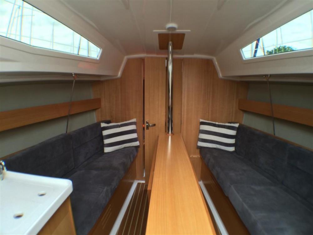 Rent a Northman Maxus 26 Prestige 7/2 Port PTTK Wilkasy