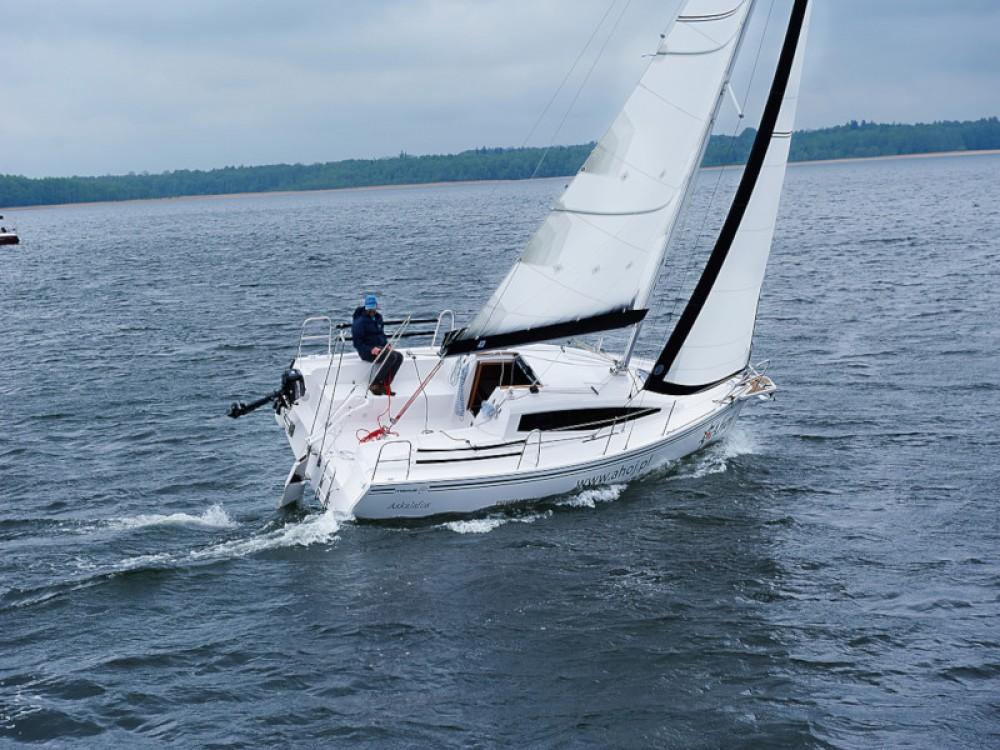 Boat rental Port PTTK Wilkasy cheap Maxus 26 Prestige 7/2