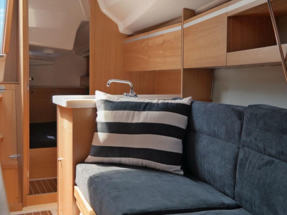 Rental Sailboat in Wilkasy - Northman Maxus 26 Prestige 7/2