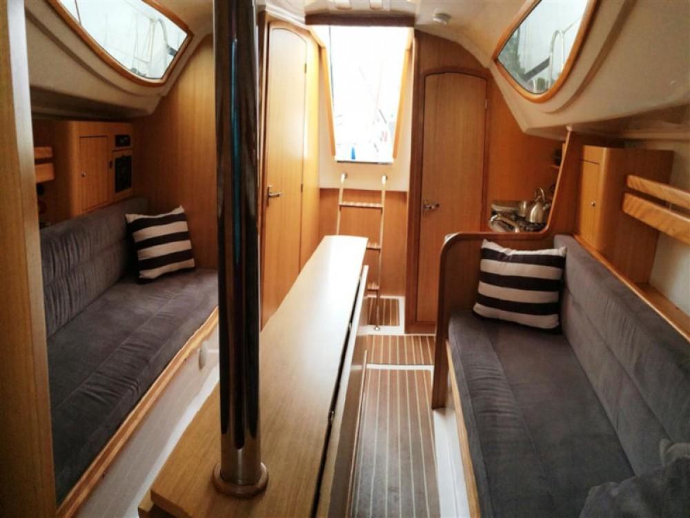 Rent a Northman Maxus 28 Prestige Port PTTK Wilkasy
