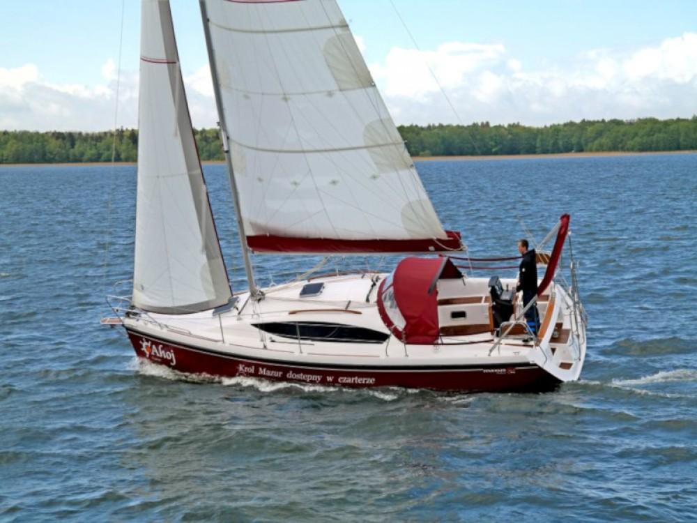 Boat rental Węgorzewo cheap Maxus 33.1 RS Prestige
