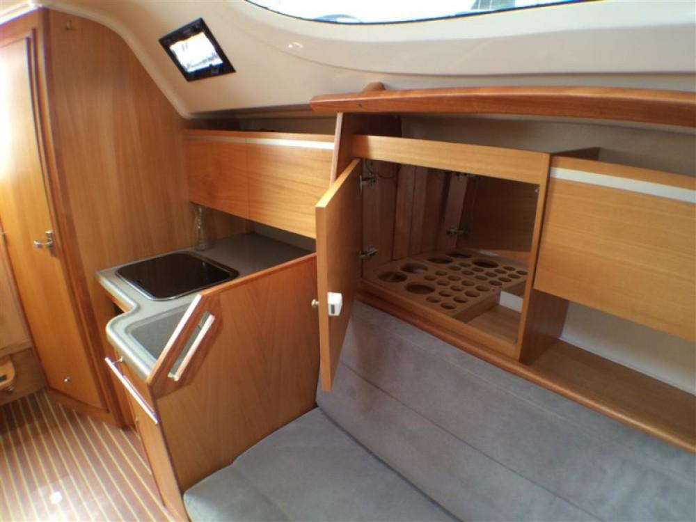 Rental Sailboat in Wilkasy - Northman Maxus 33.1 RS Prestige