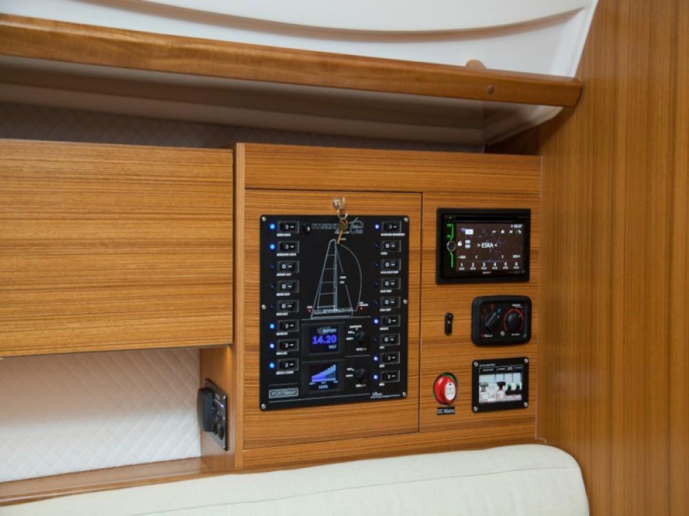 Rental yacht Port PTTK Wilkasy - Northman Maxus 33.1 RS Prestige on SamBoat