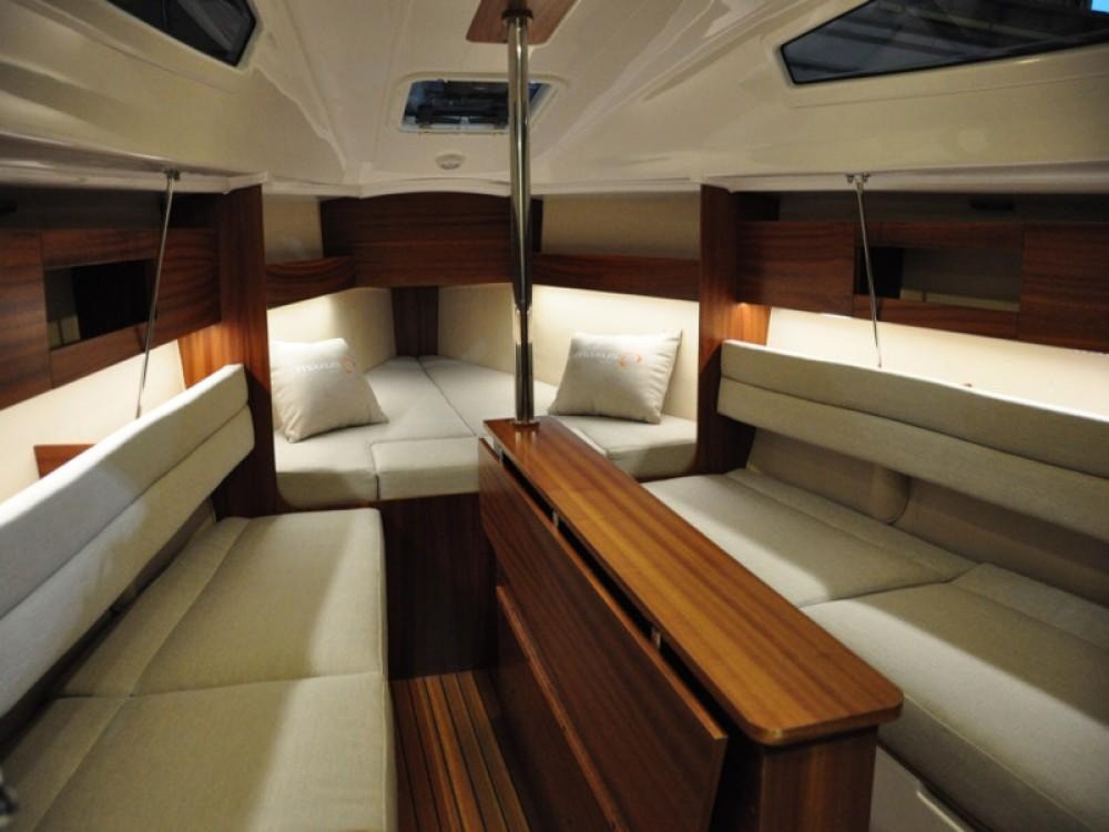 Boat rental Northman Maxus evo 24 Prestige in Węgorzewo on Samboat