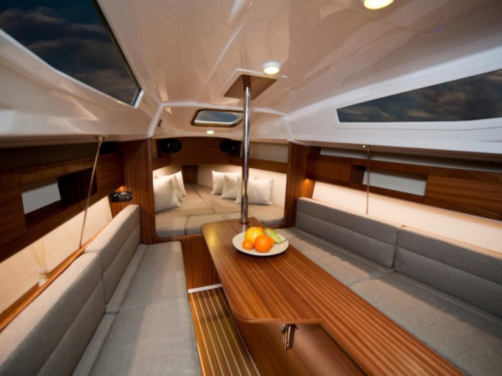 Rental Sailboat in Port PTTK Wilkasy - Northman Maxus 26 Standard