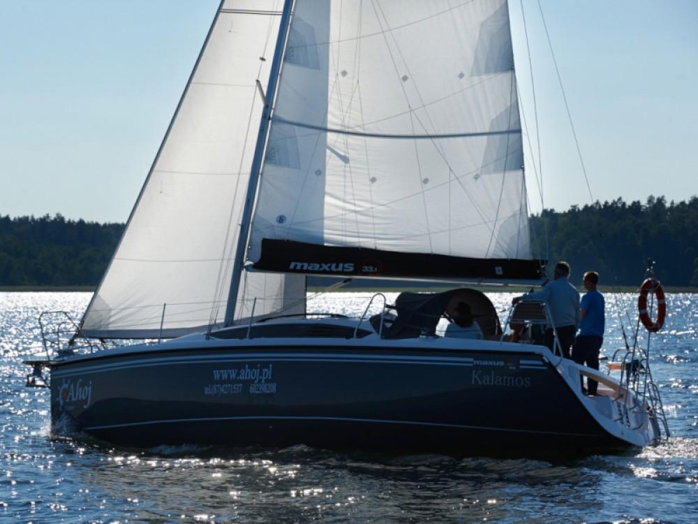 Boat rental Węgorzewo cheap Maxus 33.1 RS Standard