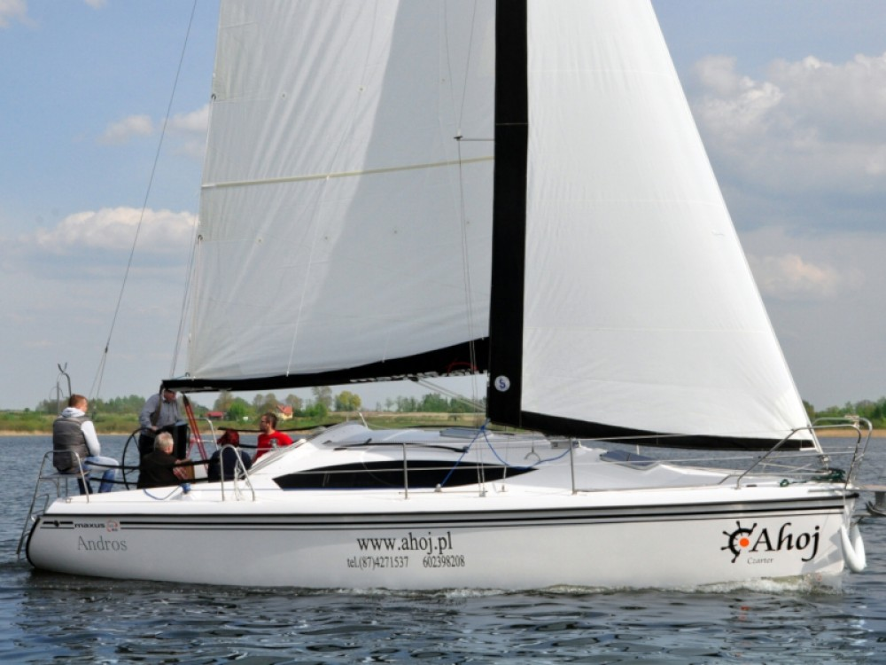 Northman Maxus 33.1 RS Standard between personal and professional Węgorzewo