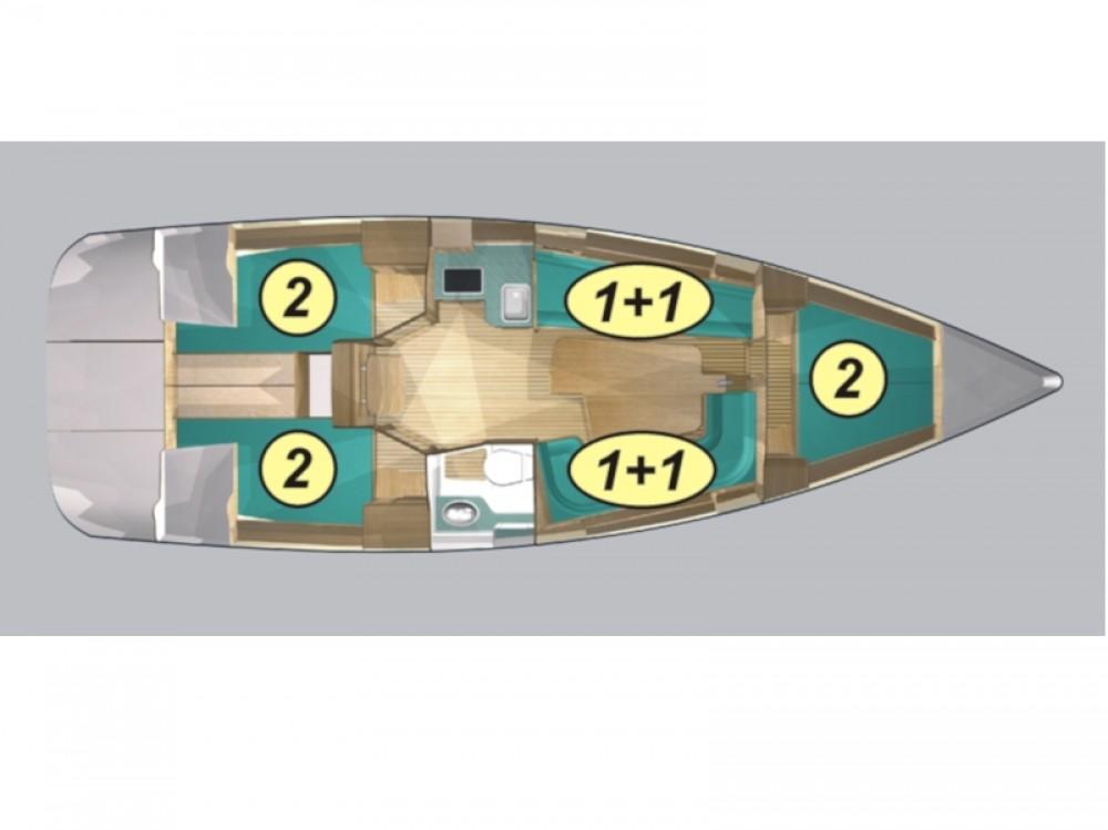 Rent a Northman Maxus 33.1 RS Standard Węgorzewo