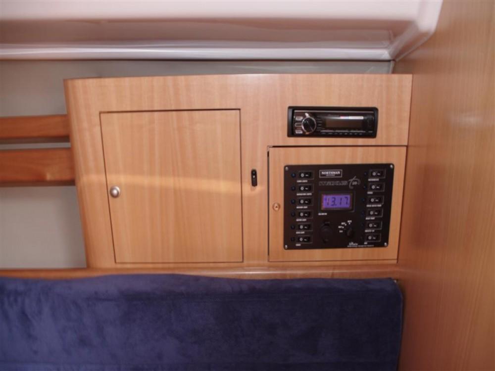 Rental yacht Węgorzewo - Northman Maxus 28 Standard on SamBoat
