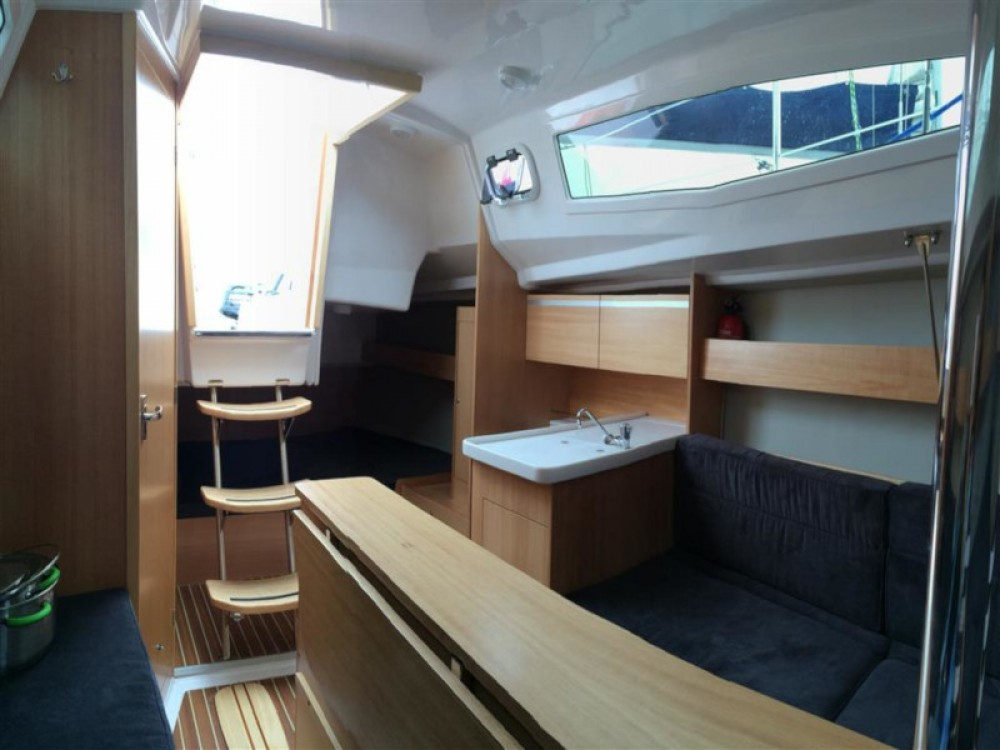 Rental yacht Port PTTK Wilkasy - Northman Maxus 26 Prestige 7/2 on SamBoat