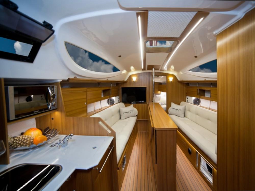 Rent a Northman Maxus 33.1 RS Prestige Port PTTK Wilkasy