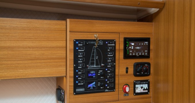 Boat rental Wilkasy cheap Maxus 33.1 RS Standard