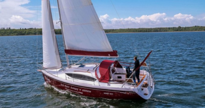 Boat rental Northman Maxus 33.1 RS Prestige + in Wilkasy on Samboat
