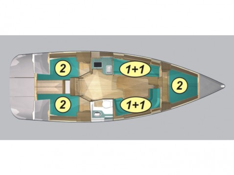 Boat rental Wilkasy cheap Maxus 33.1 RS Prestige +
