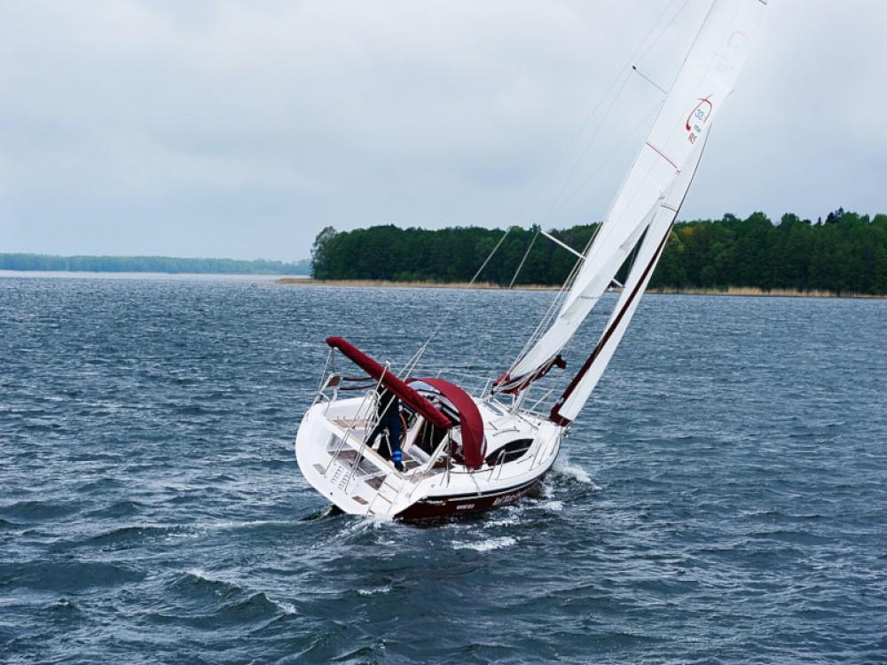 Rental Sailboat in  - Northman Maxus 33.1 RS Prestige