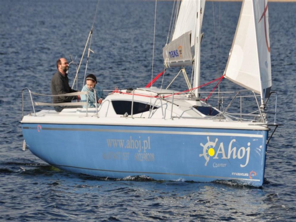Boat rental Port PTTK Wilkasy cheap Maxus 22 Prestige