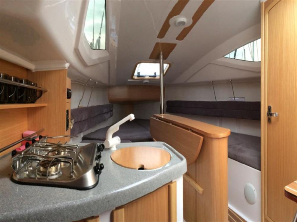 Rent a Northman Maxus 22 Prestige Port PTTK Wilkasy