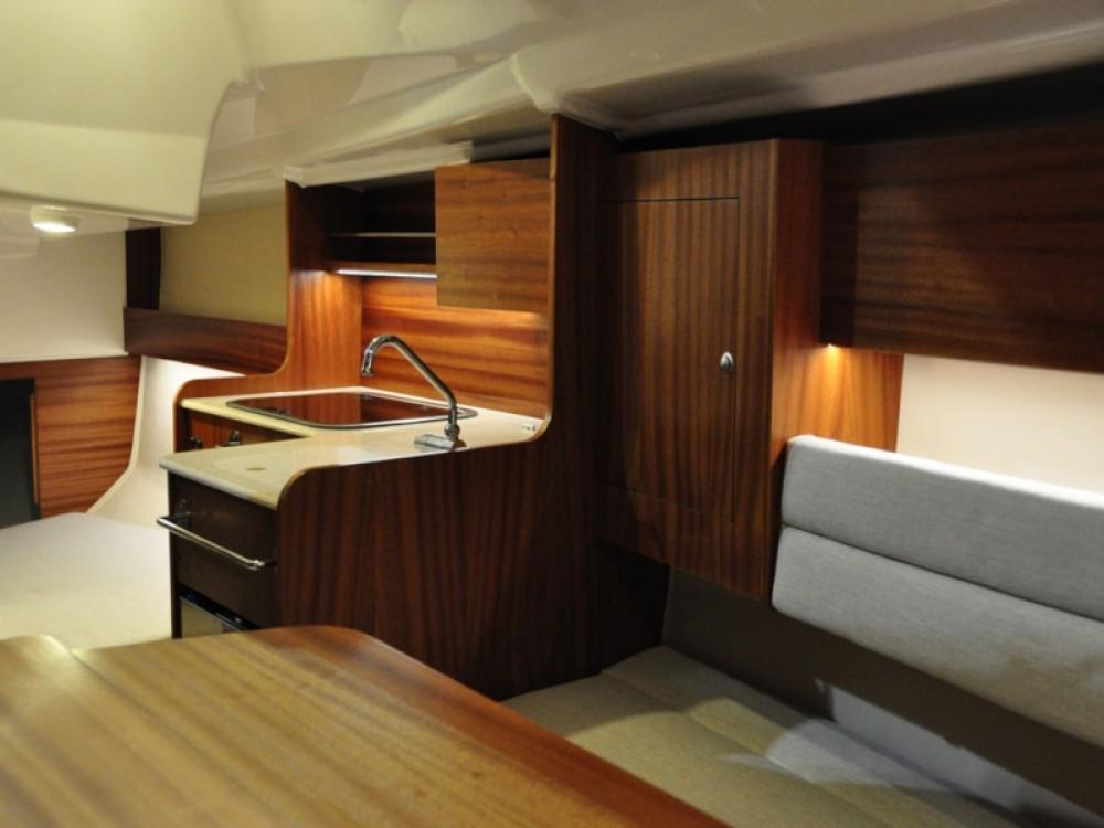 Rental yacht Węgorzewo - Northman Maxus evo 24 Prestige on SamBoat