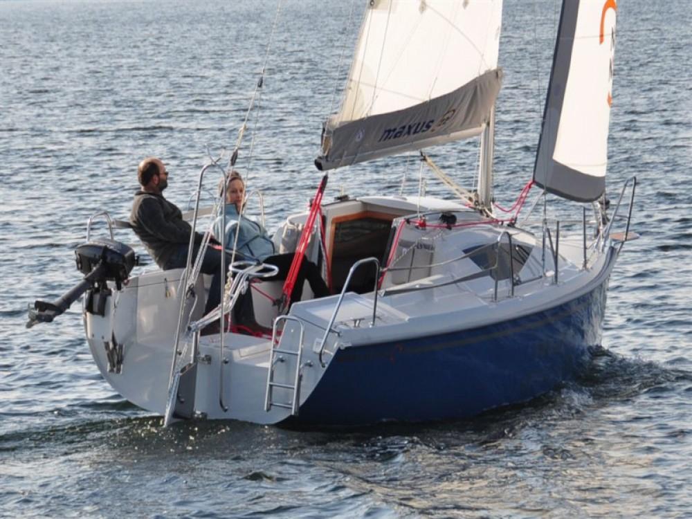 Boat rental Węgorzewo cheap Maxus 22 Standard