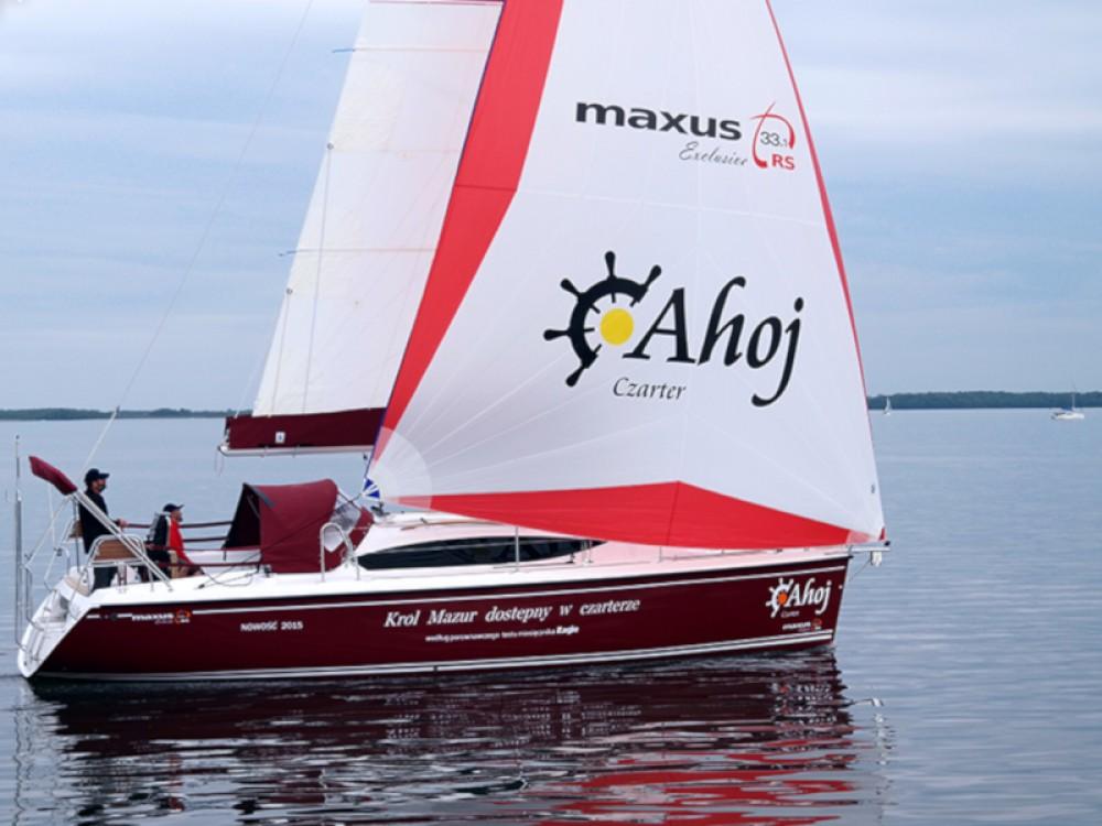 Boat rental Northman Maxus 33.1 RS Prestige in  on Samboat