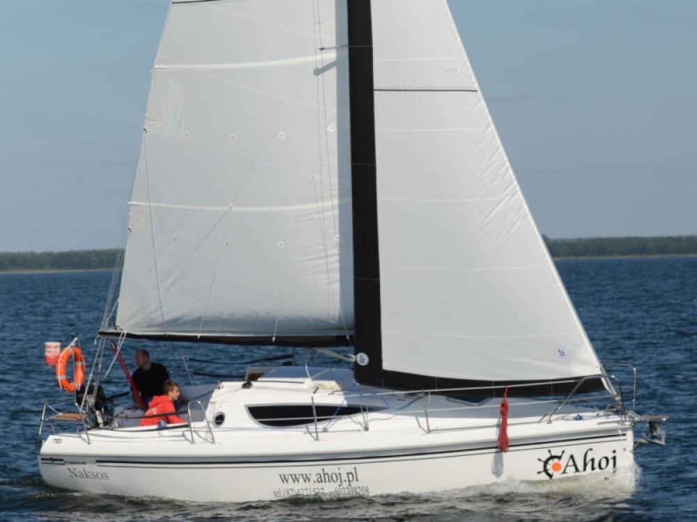 Boat rental Northman Maxus 28 Prestige in Wilkasy on Samboat