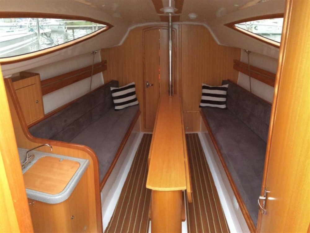 Boat rental Węgorzewo cheap Maxus 28 Standard