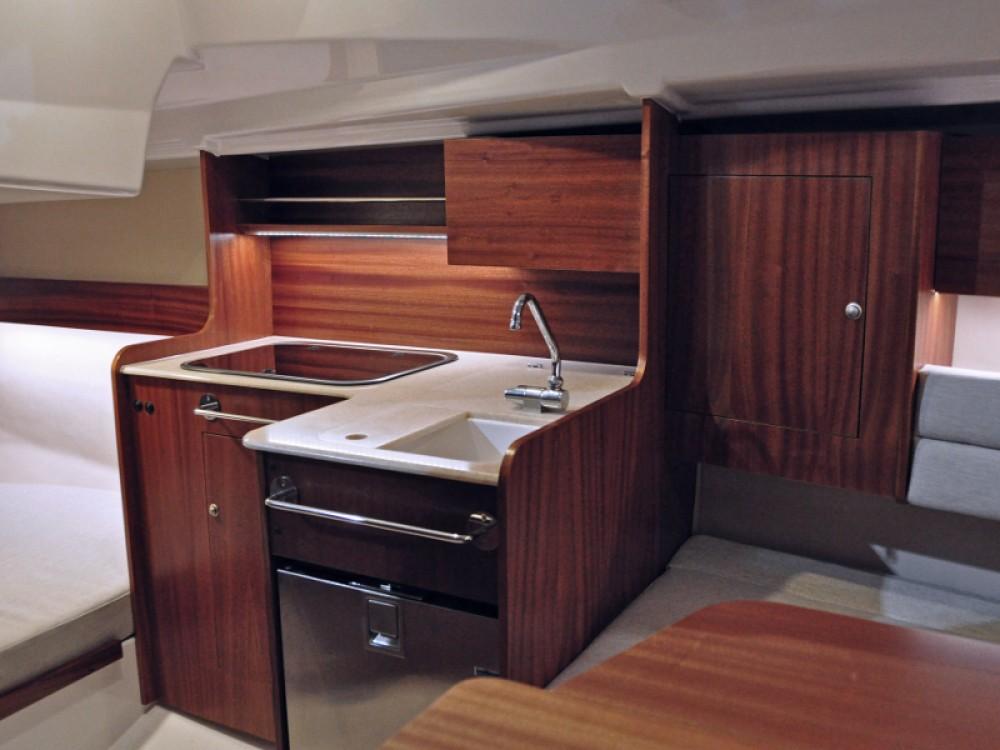 Rental Sailboat in Wilkasy - Northman Maxus 26 Prestige