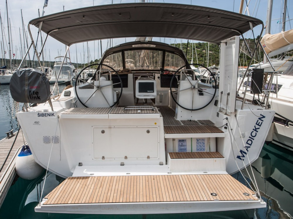 Rent a Dufour Dufour 460 Grand Large Primošten