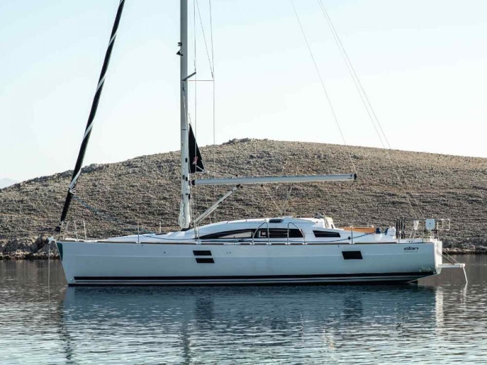 Boat rental Primošten cheap Elan 40.1