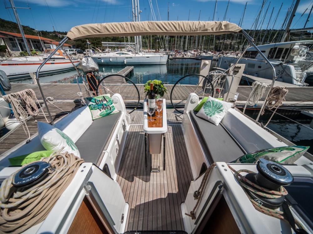 Boat rental Primošten cheap Dufour 350 Grand Large