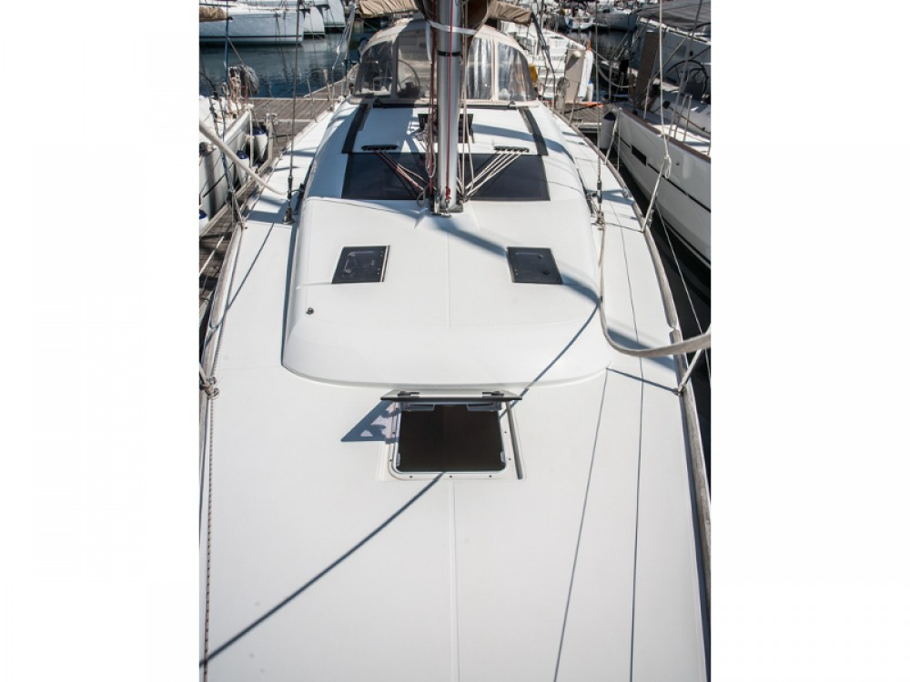 Rental Sailboat in Primošten - Dufour Dufour 350 Grand Large