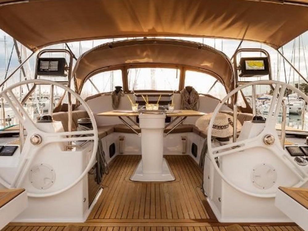 Boat rental  cheap Elan 50 Impression