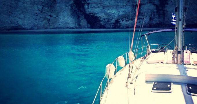 Rental yacht Néos Marmarás - Elan Elan 45 on SamBoat