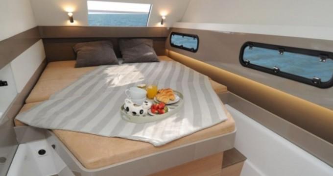 Rental yacht Capo d'Orlando - Bali Catamarans Bali 4.1 on SamBoat