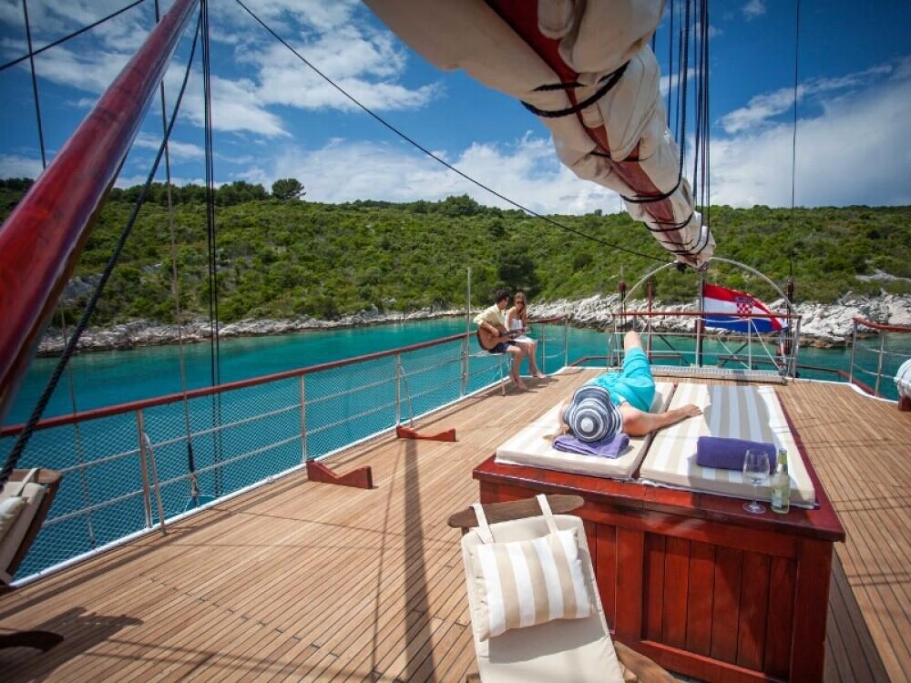 Boat rental  Gulet 18-9 in Stobreč on Samboat